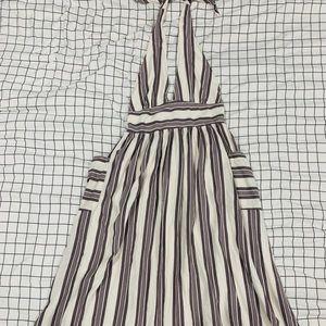 UO Halter Maxi Dress